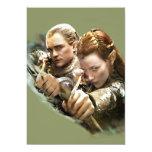 LEGOLAS GREENLEAF™ and TAURIEL™ Graphic Card