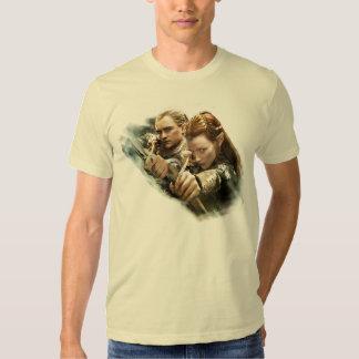 LEGOLAS GREENLEAF™ and TAURIEL™ Graphic Shirt