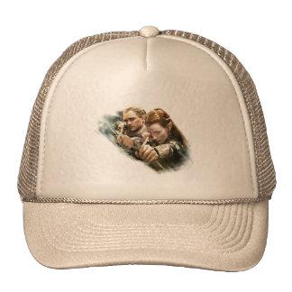 LEGOLAS GREENLEAF™ and TAURIEL™ Graphic Trucker Hat