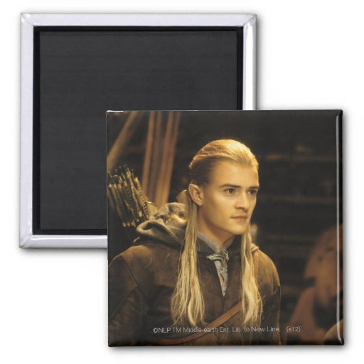 LEGOLAS GREENLEAF™ Candid Fridge Magnet