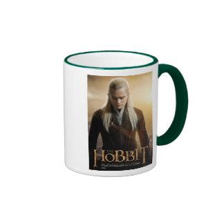 LEGOLAS GREENLEAF™ Character Poster 2 Ringer Mug
