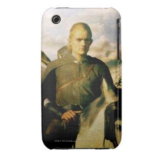 LEGOLAS GREENLEAF™ Close Up on Horse iPhone 3 Case-Mate Cases