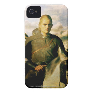 LEGOLAS GREENLEAF™ Close Up on Horse Case-Mate iPhone 4 Case