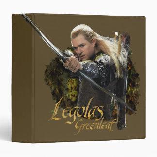 LEGOLAS GREENLEAF™ Drawing Bow Graphic Binder