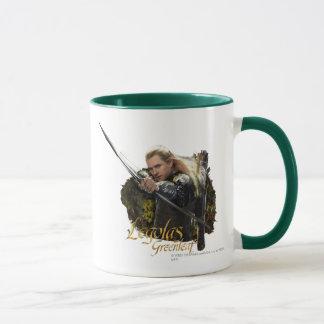 LEGOLAS GREENLEAF™ Drawing Bow Graphic Mug
