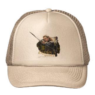 LEGOLAS GREENLEAF™ Drawing Bow Graphic Trucker Hat