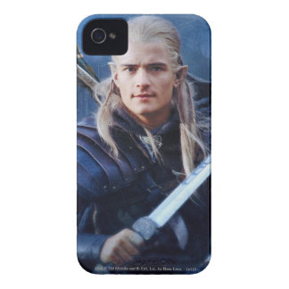 LEGOLAS GREENLEAF™ en azul iPhone 4 Cárcasa
