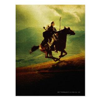 LEGOLAS GREENLEAF™ en caballo Postal
