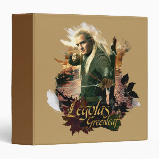 LEGOLAS GREENLEAF™ Graphic 2 3 Ring Binder
