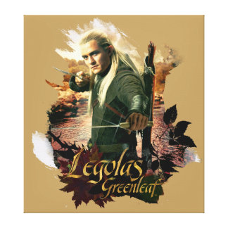 LEGOLAS GREENLEAF™ Graphic 2 Canvas Print