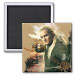 LEGOLAS GREENLEAF™ Graphic 2 Magnet