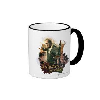 LEGOLAS GREENLEAF™ Graphic 2 Ringer Coffee Mug