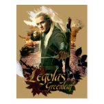 LEGOLAS GREENLEAF™ Graphic 2 Postcards