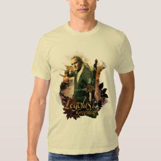 LEGOLAS GREENLEAF™ Graphic 2 Tshirts
