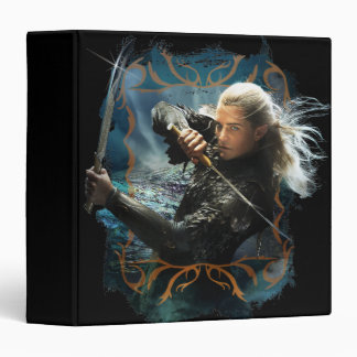 LEGOLAS GREENLEAF™ Graphic 3 Ring Binder