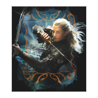 LEGOLAS GREENLEAF™ Graphic Canvas Print