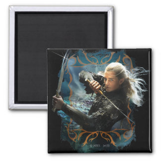 LEGOLAS GREENLEAF™ Graphic Magnet