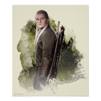 LEGOLAS GREENLEAF™ Graphic Poster