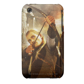 LEGOLAS GREENLEAF™ in Action iPhone 3 Cover