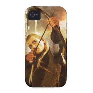 LEGOLAS GREENLEAF™ in Action Vibe iPhone 4 Covers