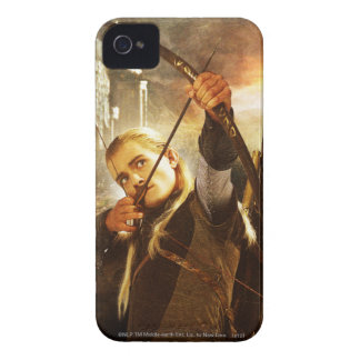 LEGOLAS GREENLEAF™ in Action iPhone 4 Cover