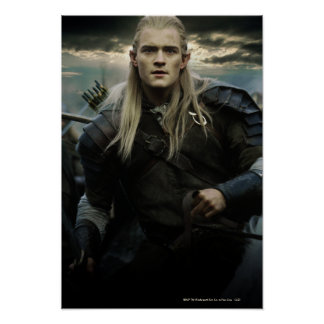 LEGOLAS GREENLEAF™  In Battle Poster