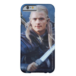 LEGOLAS GREENLEAF™ in Blue Barely There iPhone 6 Case