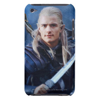 LEGOLAS GREENLEAF™ in Blue Barely There iPod Cases