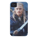 LEGOLAS GREENLEAF™ in Blue iPhone 4 Case-Mate Cases
