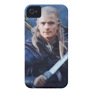 LEGOLAS GREENLEAF™ in Blue iPhone 4 Case