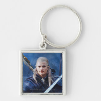 LEGOLAS GREENLEAF™ in Blue Keychain
