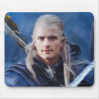 LEGOLAS GREENLEAF™ in Blue Mouse Pad