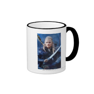 LEGOLAS GREENLEAF™ in Blue Ringer Mug