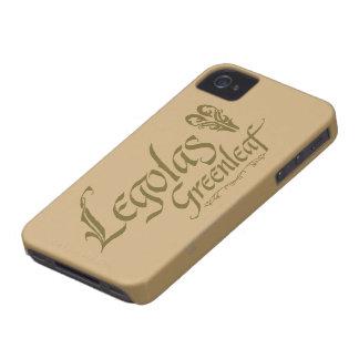 LEGOLAS GREENLEAF™ Name iPhone 4 Case-Mate Case
