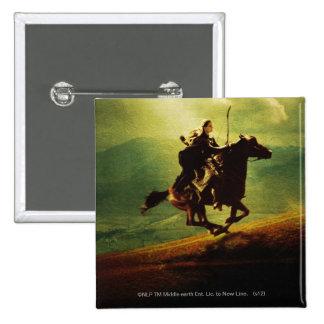 LEGOLAS GREENLEAF™ on Horse Button