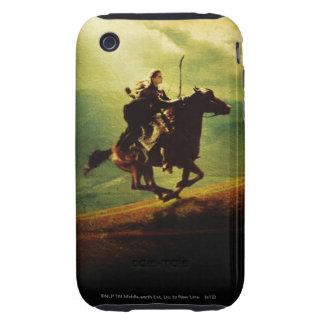 LEGOLAS GREENLEAF™ on Horse iPhone 3 Tough Cover