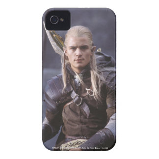 LEGOLAS GREENLEAF™ on Horse iPhone 4 Case-Mate Case