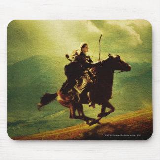 LEGOLAS GREENLEAF™ on Horse Mouse Pad