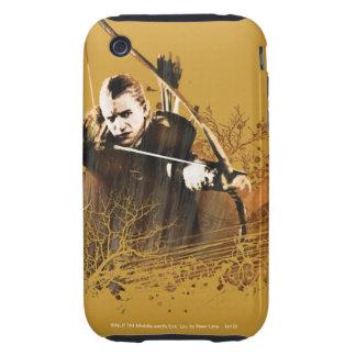 LEGOLAS GREENLEAF™ Shooting Arrow iPhone 3 Tough Case