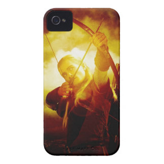 LEGOLAS GREENLEAF™ Shooting Arrow iPhone 4 Case-Mate Case
