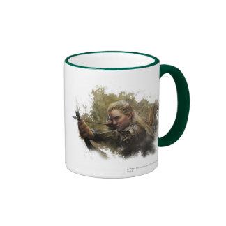 LEGOLAS GREENLEAF™ Sketch Ringer Mug