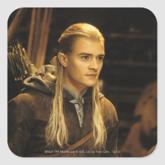 LEGOLAS GREENLEAF™ SQUARE STICKER