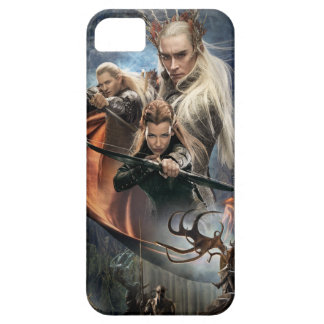 LEGOLAS GREENLEAF™, TAURIEL™, and Thranduil iPhone SE/5/5s Case