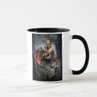 LEGOLAS GREENLEAF™, TAURIEL™, and Thranduil Mug