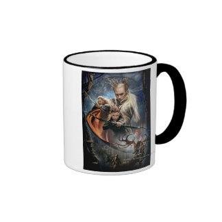 LEGOLAS GREENLEAF™, TAURIEL™, and Thranduil Ringer Coffee Mug