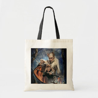 LEGOLAS GREENLEAF™, TAURIEL™, and Thranduil Tote Bag