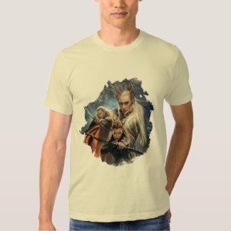 LEGOLAS GREENLEAF™, TAURIEL™, and Thranduil Tshirts