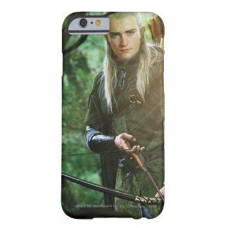 LEGOLAS GREENLEAF™ with bow Barely There iPhone 6 Case