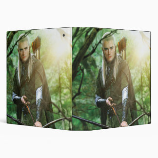 LEGOLAS GREENLEAF™ with bow Vinyl Binders