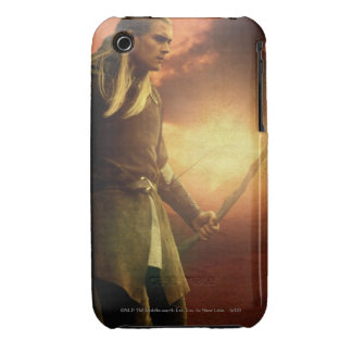 LEGOLAS GREENLEAF™ with Bow iPhone 3 Cover